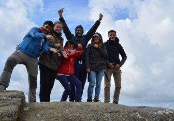 Voluntarii europeni Knowledge Builders si-au incheiat stagiul din Romania