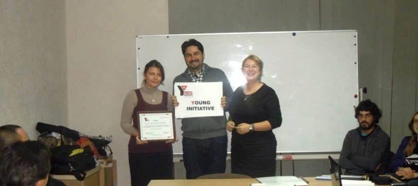 AYI devine membru al Federatiei YMCA Romania