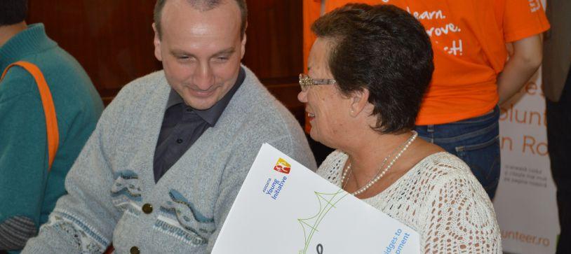Vizita a participantilor conferintei internationale Volonteurope