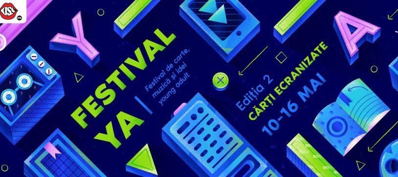Young Initiative, partener pentru al doilea an al festivalului Young Adult din România