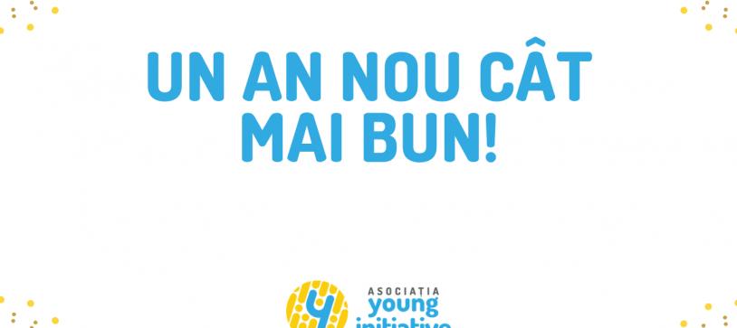 Retrospectiva anului 2020 pentru Asociația Young Initiative