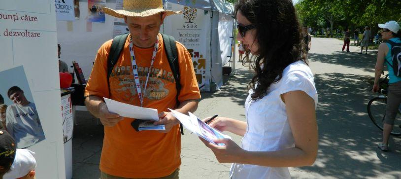 Pe 10-11 mai AYI va asteapta la ONGFest